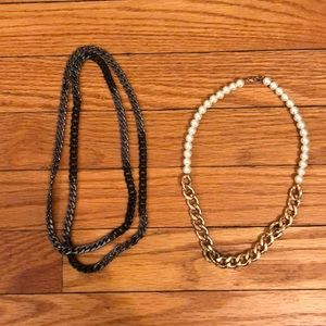 2 Urban Outfitters Necklaces